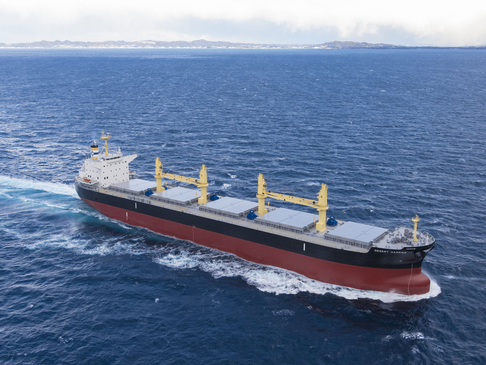 Desert Harrier – Atlantic Bulk Carriers Management LTD